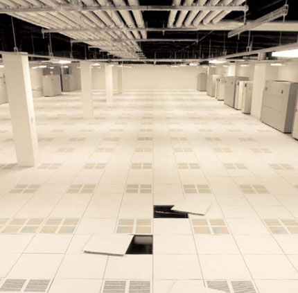Office Building Conversion Into Data Center